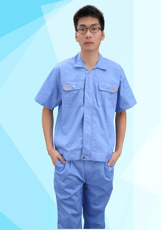 宁波现货夏装工作服